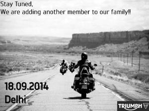 18 सितंबर को ट्रॉयम्प इंडिया लॉन्च करेगा अपना नया मोटरसाइकिल