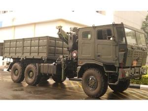 टाटा मोटर्स भारतीय सेना को देगा 6x6 हाई मोबिलीटी वाहन
