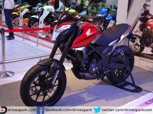 होंडा पेश करेगा 4 नई मोटरसाइकिलें