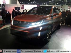 #Auto Expo : महिंद्रा ने पेश की दमदार एसयूवी XUV Aero, हो सकती है सबसे सस्ती कूपे कार