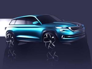 स्कोडा विजन एस एसयूवी का जेनेवा मोटर शो में होगा वर्ल्ड प्रीमियर, दिखाया जा सकता है कॉन्सेप्ट मॉडल