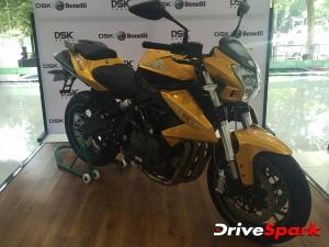 600 सीसी के इंजन वाली इस बाइक को बेनेली ने एबीएस फीचर के साथ भारत में किया लॉन्च