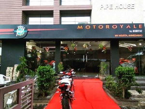 सुपरबाइक कंपनी एमवी अगस्ता ने अहमदाबाद में खोला अपना दूसरा भारतीय शोरूम