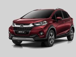 Honda India ने फिक्स की अपने हैचबैक क्रॉसओवर कार WR-V की लॉन्चिंग डेट, उल्टी गिनती शुरू