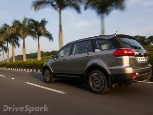 टेस्ट ड्राइव के लिए अब ऑनलाइन उपलब्ध है Tata Hexa