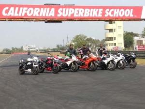 मोटरसाइकिल ड्राइविंग प्रशिक्षण के लिए Triumph ने की CSS इंडिया के साथ साझेदारी