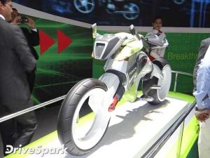Navigation System पूरा होने के बाद कुछ इस तरह दिखेगी Hero की बाइक