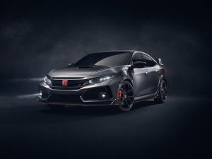 जेनेवा मोटर शो से पहले लीक हुई Honda Civic Type R की यह जानकारी