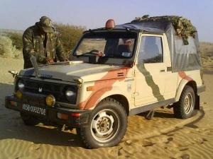 भारतीय सेना की पहली पसंद रह चुकी Gypsy को बंद करने की फिराक में है Maruti