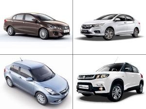 ये हैं भारत की 10 मोस्ट पॉपुलर बीएस-4 पैसेन्जर कारें