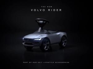 VIDEO: बच्चों के लिए VOLVO ने बनाई यह खास कार