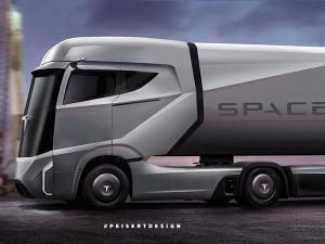 Tesla ने की अपने Semi-Truck की पूष्टि, सितम्बर तक करें इंतजार