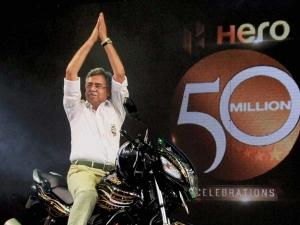 हीरो मोटोकार्प को मिला 'Indian MNC Of The Year' का पुरस्कार