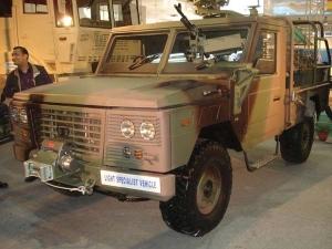स्पॉट हुआ Tata का सशस्त्र बख्तरबंद वाहन, बनेगा Army की ढ़ाल