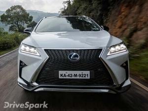 First Drive Reviews: भीड़ में भी सबसे अलग दिखती है Lexus RX 450h, कीमत 1.07 करोड़