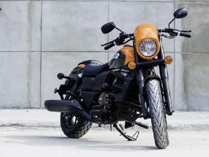 भारत में नेपाल के लिए तैयार हुई यूएम मोटरसाइकिल