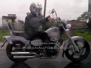 पूणे की स्पॉट टेस्टिंग में नजर आई बेनेली मोटोबी-250
