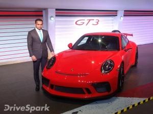 भारत में लॉन्च हुई सुपरकार पोर्श 911 जीटी3, मार्केट में मचा तहलका