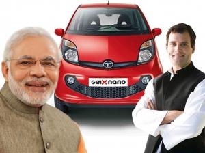 नैनो को लेकर राहुल गांधी के आरोपों पर टाटा मोटर्स ने दिया यह जवाब