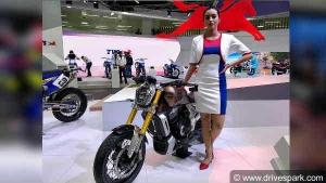 ऑटो एक्सपो 2018: टीवीएस मोटर्स ने पेश की ऐसी मोटरसाइकिल जो पेट्रोल और बिजली दोनों से चलेगी
