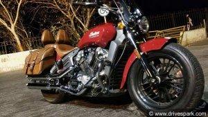 इंडियन मोटरसाइकिल ने अपने सभी मॉडल्स के दाम 3 लाख रुपये तक किये कम - देखें नई प्राइस लिस्ट