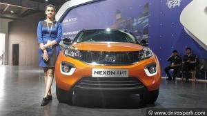 टाटा नेक्सन के लोवर वेरिएंट्स में भी दिया जाएगा AMT- अब होगी और भी सस्ती