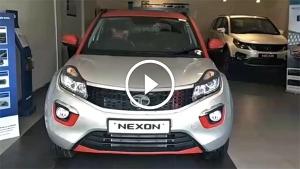 विडियो: देखें टाटा नेक्सन दिल्ली डेयर डेविल्स एडिशन