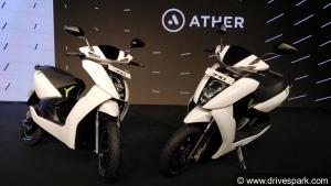 इंतजार खत्म: लॉन्च हुआ Ather 340 और 450 स्कूटर, कीमत जान दंग रह जायेंगे