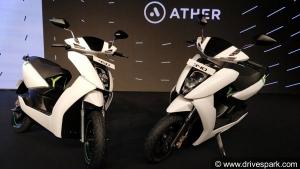 Ather 340 और  Ather 450: क्या अंतर है और आपको कौन-सा खरीदना चाहिए