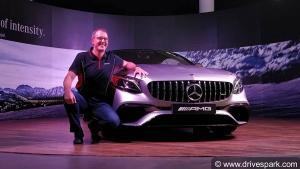 Mercedes-AMG S63 Coupe भारत में लॉन्च - जानें क्या खास है इस 2.55 करोड़ की कार में