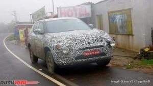 Tata H5X SUV को ऊटी में किया गया स्पॉट