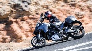डुकाटी ने 16 लाख में लॉन्च किया दमदार एडवेंचर बाइक - लगा है 1,262cc का इंजन