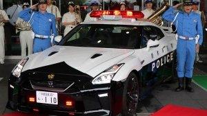 पुलिस को दान में दे दी करोड़ों की Nissan GT-R कार, जानिए वजह