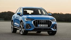 भारत में आनेवाली Audi Q3 का खुलासा