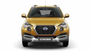 भारत में जल्द लॉन्च हो सकती है डैटसन गो क्रॉस SUV - टेस्टिंग के दौरान हुई स्पॉट