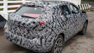 निसान किक्स SUV टेस्टिंग के दौरान भारत में हुई स्पॉट