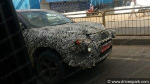 एक्सक्लूसिव: बैंगलोर में फिर से दिखी टाटा हैरियर SUV