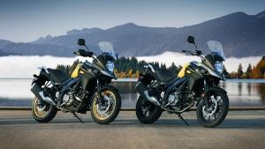 सुजुकी ने उतारी एक और एडवेंचर टुअरर बाइक - कीमत 7.46 लाख रुपए