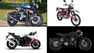 काइनेटिक मोटरसाइकिल ने भारत में लॉन्च की 7 नई बाइक - देखें एक नजर