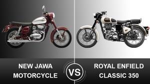 जावा और रॉयल एनफील्ड क्लासिक 350 — जानिए दोनों में कौन है सबसे बेहतर?