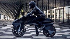 क्या आपने देखी दुनिया की पहली 3D प्रिंटेड ई-मोटरसाइकिल?