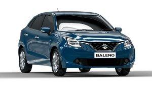 मरुति बलेनो की बिक्री 5 लाख यूनिट के पार - हुंडई i20 से है मुकाबला