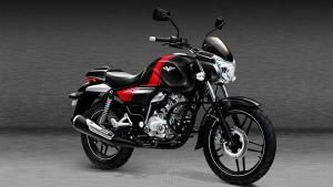 INS विक्रांत के लोहे से बनी बाइक बजाज V15 का पावर अप वेरिएंट भारत में लॉन्च
