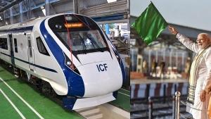 देश की सबसे तेज रफ्तार 'ट्रेन 18' को पीएम मोदी दिखायेंगे हरी झंडी, जानिए क्या है इसमें खास