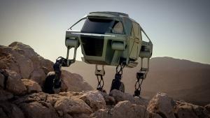 क्या आपने देखी हुंडई की ये अनोखी कार, जो अपने पैरो पर चल भी सकती है