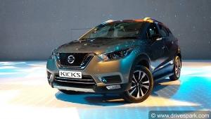 भारत में लॉन्च हुई निसान किक्स SUV — हुंडई क्रेटा को देगी टक्कर