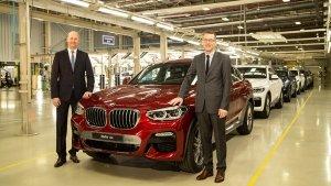 60.60 लाख रुपए की शुरुआती कीमत के साथ भारत में लॉन्च हुई BMW X4