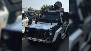 महिंद्रा की यह खास वाहन अब करेगी दिल्ली एयरपोर्ट की सुरक्षा