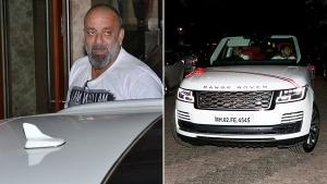 बॉलीवुड अभिनेता संजय दत्त ने खरीदी नई रेंज रोवर वॉग, जानिये इस शानदार कार की खूबियां