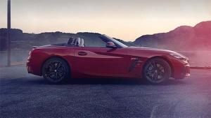 BMW Z4 Roadster भारत में हुआ लॉन्च, कीमत 68.90 लाख रुपयें से शुरु